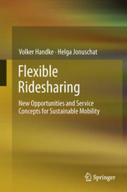 Handke, Volker - Flexible Ridesharing, ebook