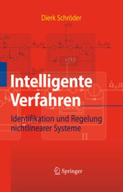 Schröder, Dierk - Intelligente Verfahren, ebook