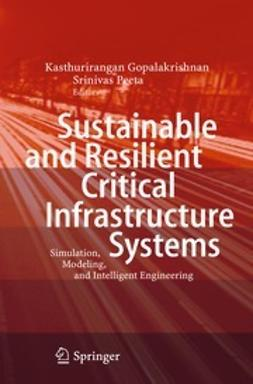 Gopalakrishnan, Kasthurirangan - Sustainable and Resilient Critical Infrastructure Systems, ebook
