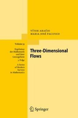 Araújo, Vítor - Three-Dimensional Flows, ebook