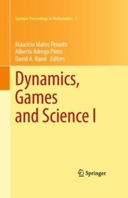 Peixoto, Mauricio Matos - Dynamics, Games and Science I, e-bok
