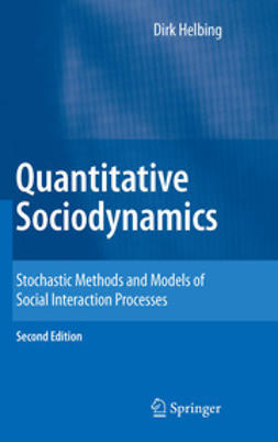 Helbing, Dirk - Quantitative Sociodynamics, ebook