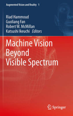 Hammoud, Riad - Machine Vision Beyond Visible Spectrum, ebook