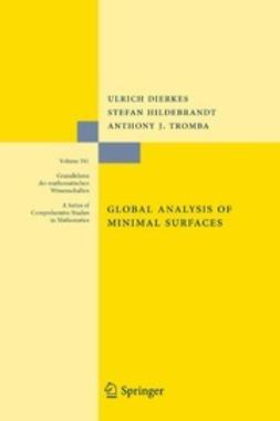 Dierkes, Ulrich - Global Analysis of Minimal Surfaces, ebook