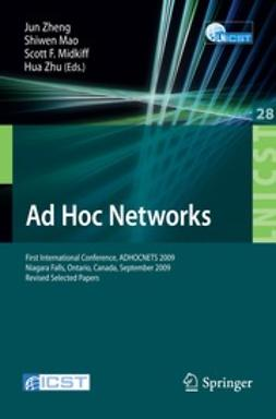 Zheng, Jun - Ad Hoc Networks, ebook