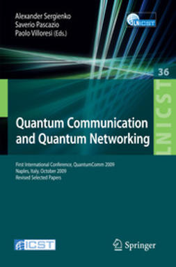 Pascazio, Saverio - Quantum Communication and Quantum Networking, e-bok
