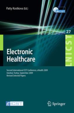 Kostkova, Patty - Electronic Healthcare, ebook