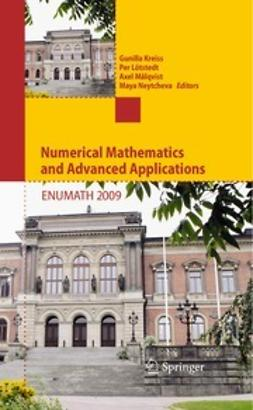 Kreiss, Gunilla - Numerical Mathematics and Advanced Applications 2009, e-bok