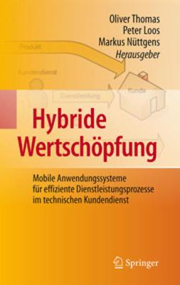 Thomas, Oliver - Hybride Wertschöpfung, ebook