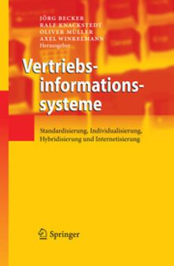 Becker, Jörg - Vertriebsinformationssysteme, ebook