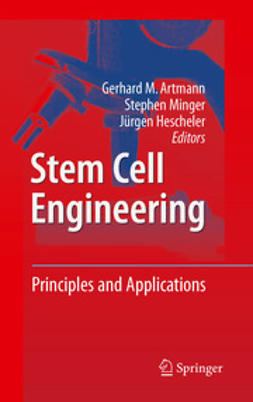 Artmann, Gerhard M. - Stem Cell Engineering, e-kirja