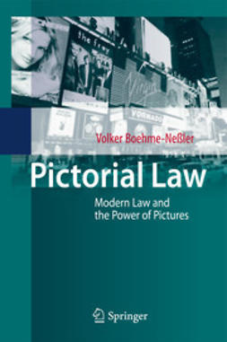 Boehme-Neßler, Volker - Pictorial Law, ebook