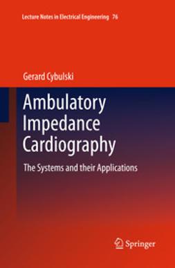 Cybulski, Gerard - Ambulatory Impedance Cardiography, ebook