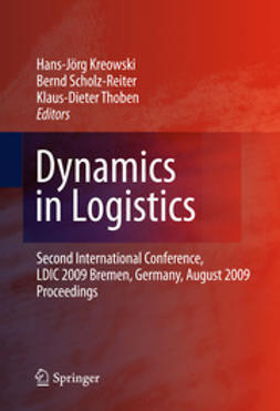 Kreowski, Hans-Jörg - Dynamics in Logistics, ebook