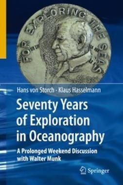 Storch, Hans - Seventy Years of Exploration in Oceanography, ebook