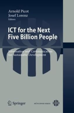 Picot, Arnold - ICT for the Next Five Billion People, ebook