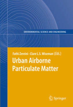 Zereini, Fathi - Urban Airborne Particulate Matter, ebook