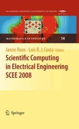 Roos, Janne - Scientific Computing in Electrical Engineering SCEE 2008, e-kirja