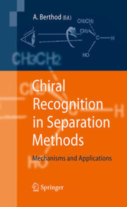 Berthod, Alain - Chiral Recognition in Separation Methods, ebook