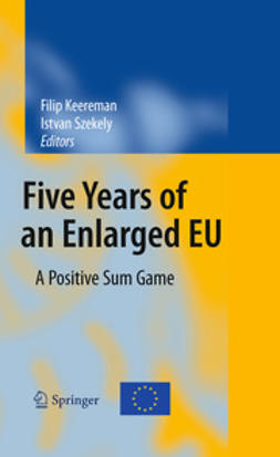 Keereman, Filip - Five Years of an Enlarged EU, ebook