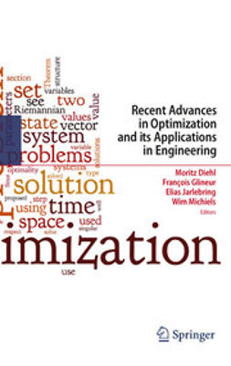 Diehl, Moritz - Recent Advances in Optimization and its Applications in Engineering, e-kirja