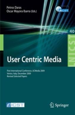 Daras, Petros - User Centric Media, ebook