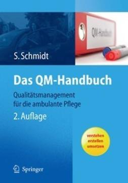 Schmidt, Simone - Das QM-Handbuch, ebook