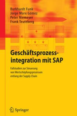 Funk, Burkhardt - Geschäftsprozessintegration mit SAP, ebook