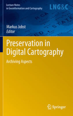 Jobst, Markus - Preservation in Digital Cartography, ebook