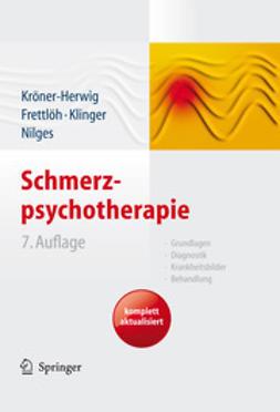 Kröner-Herwig, Birgit - Schmerzpsychotherapie, ebook