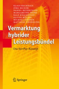 Weddeling, Matthias - Vermarktung hybrider Leistungsbündel, ebook