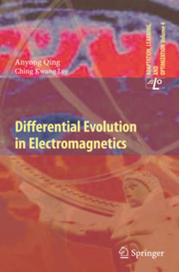 Qing, Anyong - Differential Evolution in Electromagnetics, ebook