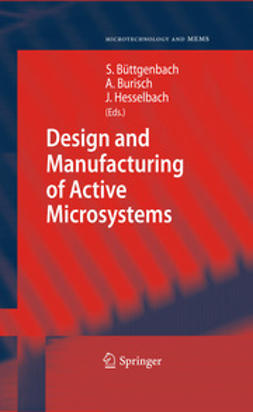 Büttgenbach, Stephanus - Design and Manufacturing of Active Microsystems, ebook