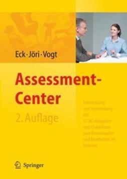 Eck, Claus D. - Assessment-Center, ebook