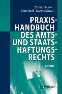 Stein, Christoph - Praxishandbuch des Amts- und Staatshaftungsrechts, ebook
