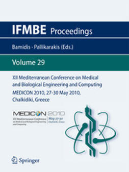 Bamidis, Panagiotis D. - XII Mediterranean Conference on Medical and Biological Engineering and Computing 2010, e-kirja