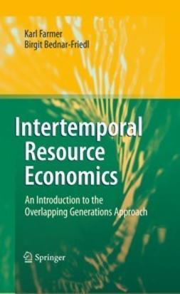 Farmer, Karl - Intertemporal Resource Economics, ebook