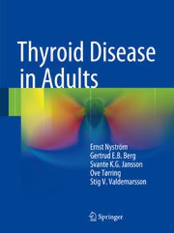 Nyström, Ernst - Thyroid Disease in Adults, ebook