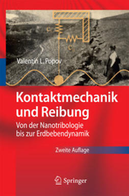 Popov, Valentin L. - Kontaktmechanik und Reibung, ebook