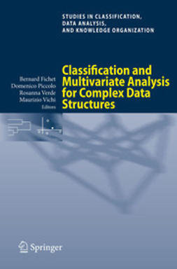 Fichet, Bernard - Classification and Multivariate Analysis for Complex Data Structures, ebook