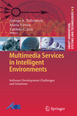 Tsihrintzis, George A. - Multimedia Services in Intelligent Environments, ebook