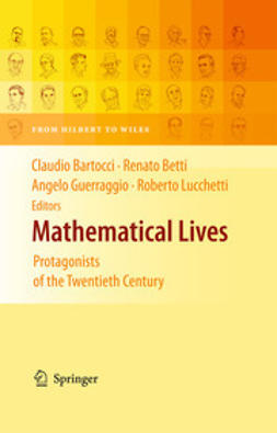 Bartocci, Claudio - Mathematical Lives, e-kirja