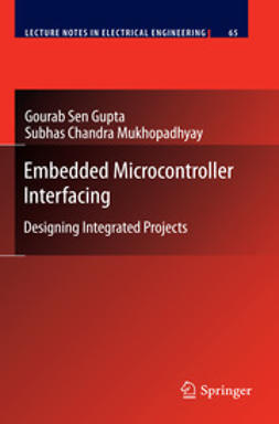 Gupta, Gourab Sen - Embedded Microcontroller Interfacing, ebook