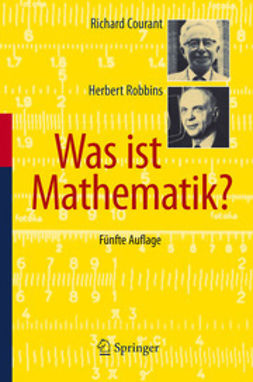 1972), Richard Courant (1888 - - Was ist Mathematik?, ebook