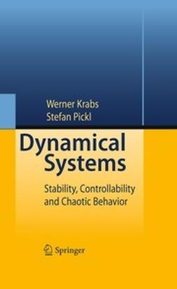 Pickl, Stefan - Dynamical Systems, e-bok