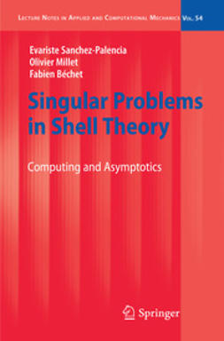 Sanchez-Palencia, Evariste - Singular Problems in Shell Theory, ebook