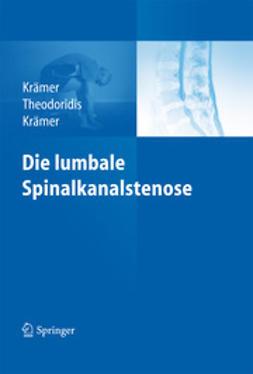 Krämer, Robert - Die lumbale Spinalkanalstenose, ebook