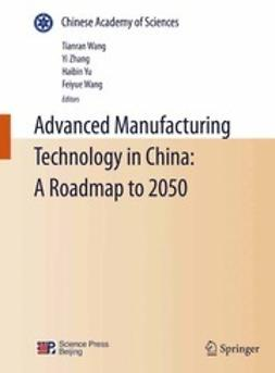 Wang, Tianran - Advanced Manufacturing Technology in China: A Roadmap to 2050, ebook