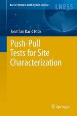 Istok, Jonathan David - Push-Pull Tests for Site Characterization, ebook