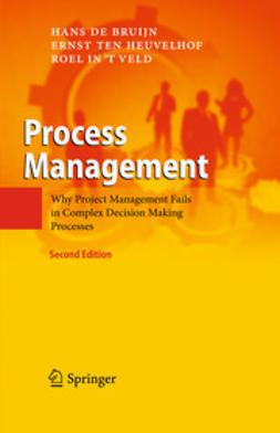 Bruijn, Hans de - Process Management, e-bok